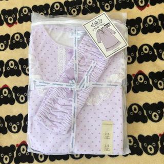 マザウェイズ(motherways)の新品♡マザウェイズ 女の子 パジャマ 130 ネグリジェ ワンピース(パジャマ)