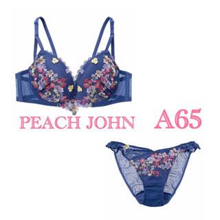 ピーチジョン(PEACH JOHN)のピーチジョン ブラジャー ショーツ フェアリーガーデンマキシマムメイカー A65(ブラ&ショーツセット)