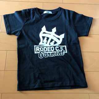 ロデオクラウンズワイドボウル(RODEO CROWNS WIDE BOWL)のRCWB  キッズ Tシャツ(Tシャツ/カットソー)