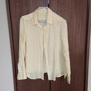 アーバンリサーチ(URBAN RESEARCH)のアーバンリサーチ麻のシャツ(シャツ/ブラウス(長袖/七分))