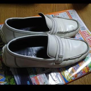 ルイヴィトン(LOUIS VUITTON)のルイヴィトン ローファー(ローファー/革靴)
