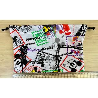 ミッキーマウス - ミッキー ランチボックス袋