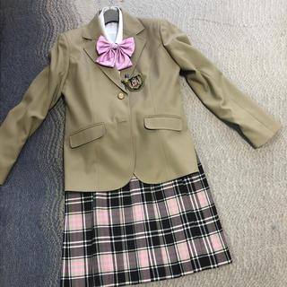 ローズファンファン(ROSE FANFAN)の入学式スーツセット ROSE FANFAN(ドレス/フォーマル)