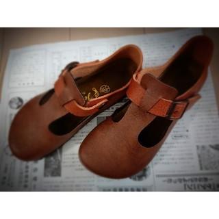 サマンサモスモス(SM2)のJoy Walker  ジョイウォーカー Tストラップ   シューズ SM2(ローファー/革靴)