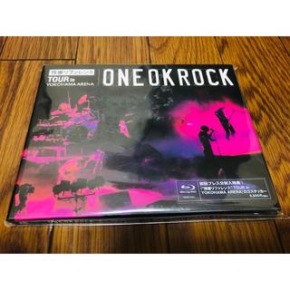 ワンオクロック(ONE OK ROCK)のONE OK ROCK*残響リファレンス 横浜アリーナ DVD(ミュージック)