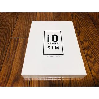 ワンオクロック(ONE OK ROCK)のSiM*i0years DVD(ミュージック)