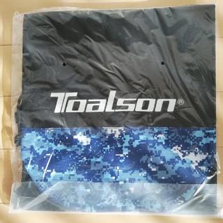 トアルソン(TOALSON)の▼値下げ▼ラケットバッグ☆Toalson☆1本用タイプ☆新品未使用タグ付き(バッグ)