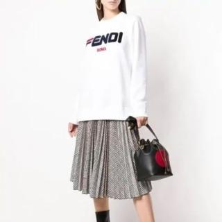 フェンディ(FENDI)のFENDI☆大注目FILAコラボスウェット(トレーナー/スウェット)