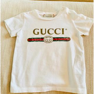 Gucci - GUCCI ベビー用 Tシャツ 9〜12ヶ月サイズ
