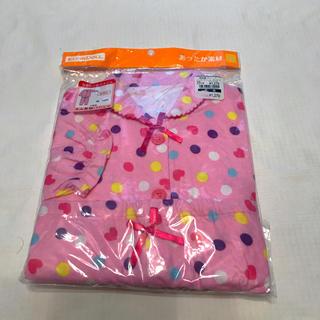 ニシマツヤ(西松屋)の女児長袖パジャマ(パジャマ)