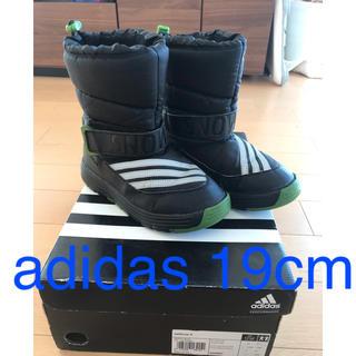 アディダス(adidas)のadidas スノーブーツ 19cm(ブーツ)