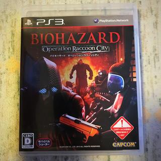 CAPCOM - バイオハザード オペレーション・ラクーンシティ PS3版