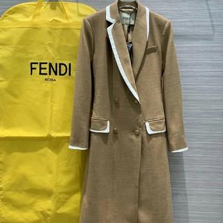 フェンディ(FENDI)のフェンディ 19/20秋冬☆新作☆レディースファッションロングコートS(ロングコート)