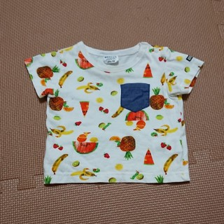 ブリーズ(BREEZE)のはらぺこあおむしTシャツ(Tシャツ)