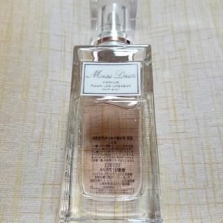 ディオール(Dior)のミス ディオール  Miss Dior ヘアミスト 試供品 テスター(ヘアウォーター/ヘアミスト)