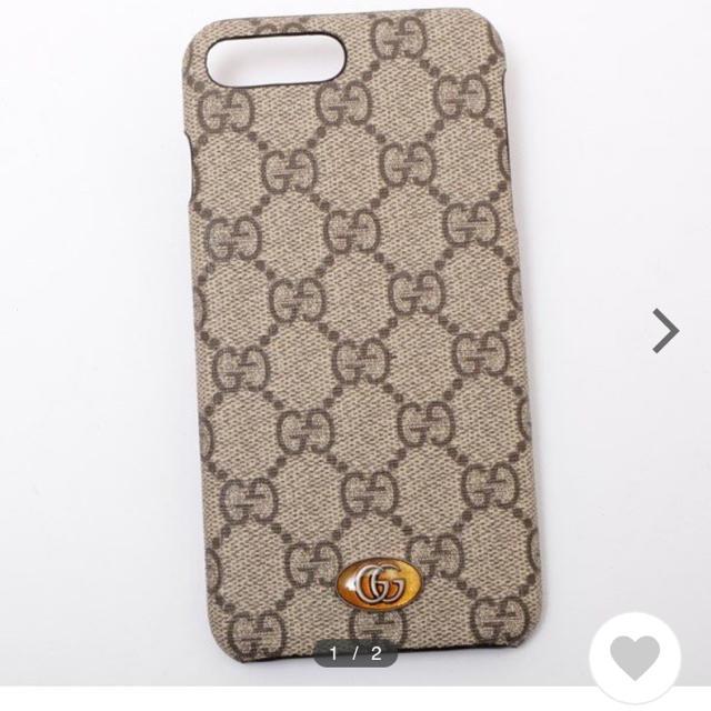 Gucci - GUCCIiPhoneケースの通販