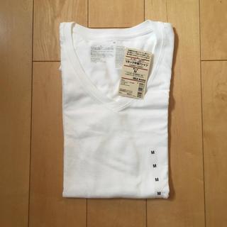 ムジルシリョウヒン(MUJI (無印良品))の無印良品 無印 MUJI 半袖Tシャツ 白 M(Tシャツ(半袖/袖なし))