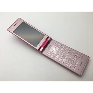 京セラ - 14【極美品】ソフトバンク DIGNOケータイ 501KC ガラホ ピンク