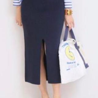 ドゥーズィエムクラス(DEUXIEME CLASSE)のドゥーズィエムクラス購入 マディソンブルー  スカート(ひざ丈スカート)