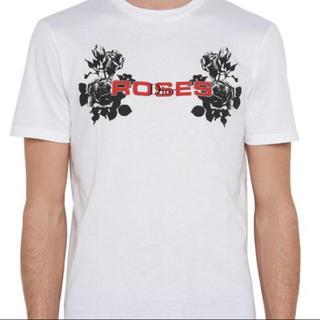 ディオールオム(DIOR HOMME)のディオールオム 18SS  ROSESプリント Tシャツ(Tシャツ/カットソー(半袖/袖なし))