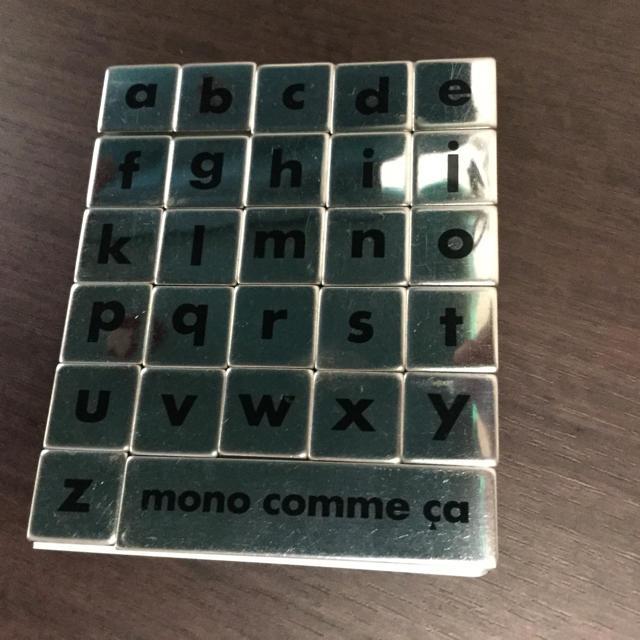 COMME CA ISM(コムサイズム)のマグネット(モノコムサ) インテリア/住まい/日用品のインテリア/住まい/日用品 その他(その他)の商品写真