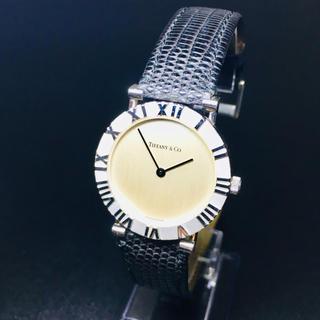 ティファニー(Tiffany & Co.)の【美品 確実正規品】ティファニー 腕時計 ユニセックス シルバー925 可動品(腕時計)