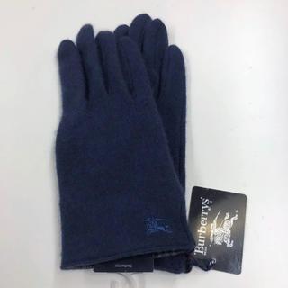 バーバリー(BURBERRY)の新品!Burberrys ウール/ナイロン 手袋 バーバリー(手袋)