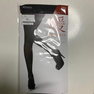 アツギ(Atsugi)のアツギ 温感発熱タイツ L-LL ブラック(タイツ/ストッキング)