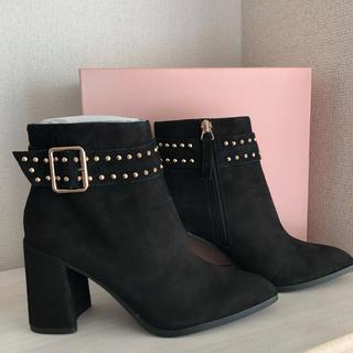 ブリジットバーキン(Bridget Birkin)の新品 ブリジットバーキン ブーツ 黒(ブーツ)