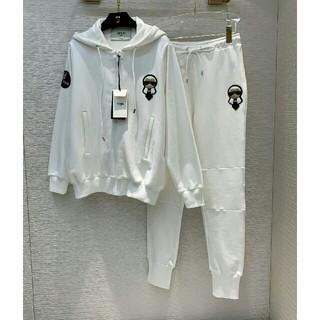 フェンディ(FENDI)のFendi フェンディ ジャケット カジュアル パンツ セット売れ(ライダースジャケット)