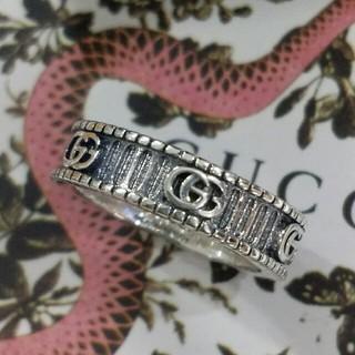 グッチ(Gucci)の新品グッチGucci 男女兼用 リング 指輪 ヒップホップ 超美品(リング(指輪))