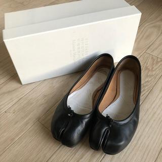 マルタンマルジェラ(Maison Martin Margiela)のriri様専用 マルジェラ 足袋 タビ バレエ シューズ 靴 フラット 35(バレエシューズ)