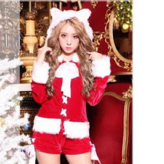 デイジーストア(dazzy store)のクリスマス!サンタコスプレ!(セット/コーデ)