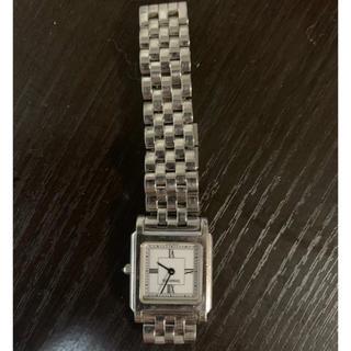 ティファニー(Tiffany & Co.)のティファニー 腕時計 Tiffany&Co. クラシックスクエア シルバー(腕時計)