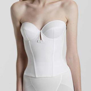 BLOOM - ドレスインナー ブルーム   E70  オフホワイト