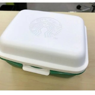Starbucks Coffee - Starbucks サンドイッチケース