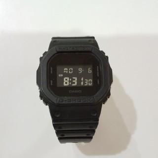カシオ(CASIO)のG-SHOCK DW-5600BB-1ER(腕時計(デジタル))