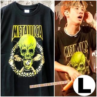 ワンオクロック(ONE OK ROCK)のLサイズ/METALLICA  NOLEAFCLOVER Tシャツ(Tシャツ/カットソー(半袖/袖なし))