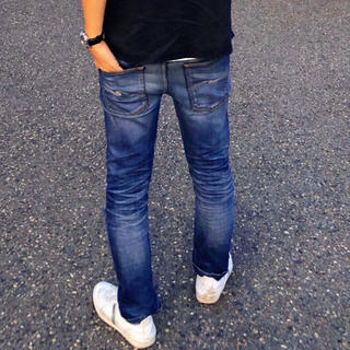 Nudie Jeans - ヌーディージーンズ  thin finn W31L32