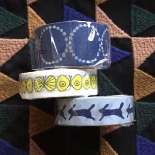 ミナペルホネン(mina perhonen)のミナペルホネン  マスキングテープ (テープ/マスキングテープ)