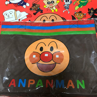 アンパンマン(アンパンマン)の非売品 オリジナル アンパンマン トートバッグ フジパン エコバッグ(トートバッグ)