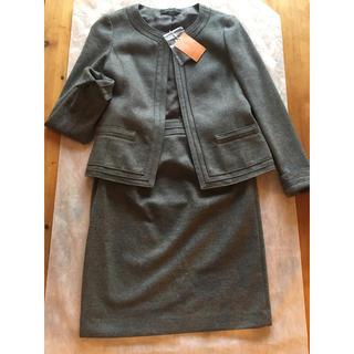 ユナイテッドアローズ(UNITED ARROWS)のノーカラージャケット&スカートスーツ(スーツ)