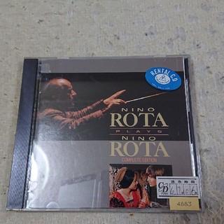 ニーノ・ロータ  CD(映画音楽)