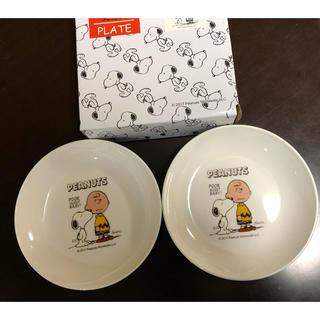 スヌーピー(SNOOPY)のスヌーピー 小皿2枚セット✩(食器)