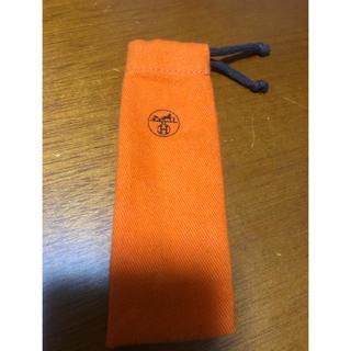 エルメス(Hermes)のHERMES 香水携帯袋 布袋(ユニセックス)