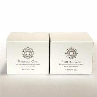 PERFECT ONE - 新品☆パーフェクトワン モイスチャージェル 75g×2個 オールインワン 美容液