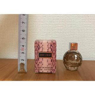 ジミーチュウ(JIMMY CHOO)のジミーチュウ 香水(4.5ml)(香水(女性用))