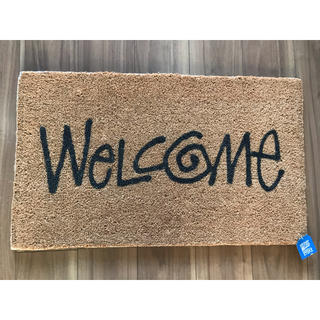 STUSSY - STUSSY Livin' GS Welcome Mat ラージサイズ