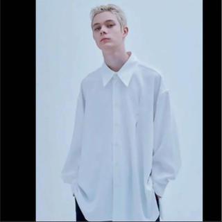 バレンシアガ(Balenciaga)のADD Seoul オーバーサイズ シャツ(シャツ)