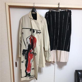 ヨウジヤマモト(Yohji Yamamoto)の17SS セットアップ ヨウジヤマモト プールオム (セットアップ)